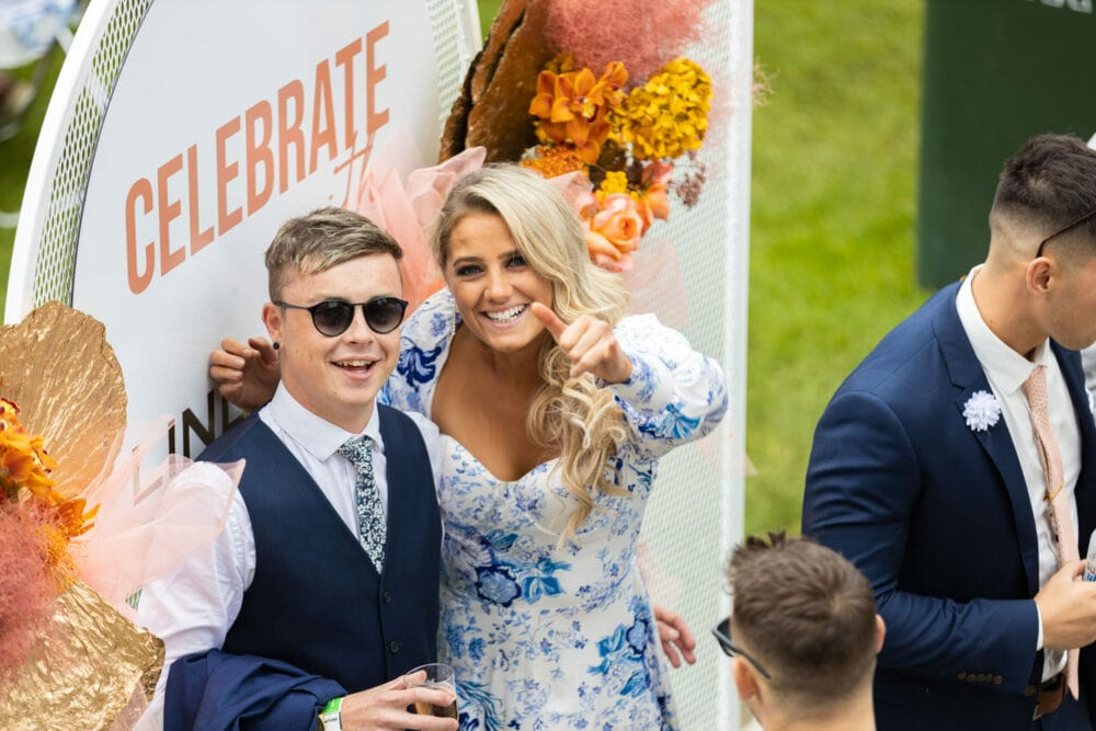 An all-access pass to Cup Day fashion
